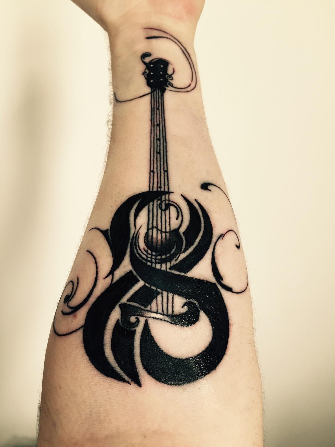 Guitar Tatt